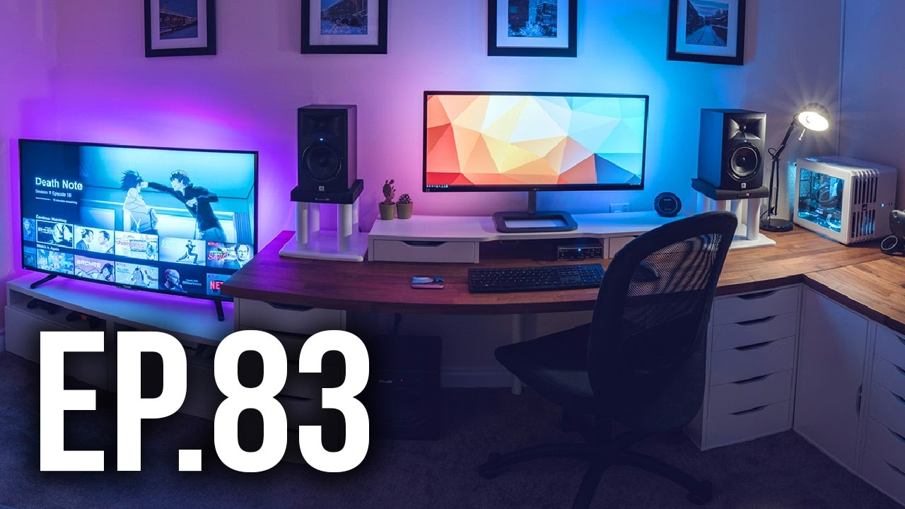 Room Tour Project 83  Best Gaming Setups  Artistry in Games