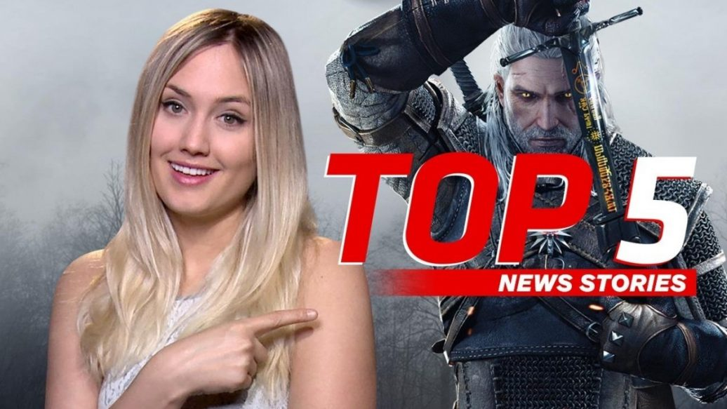 Netflix Making A Witcher Series IGN Daily Fix Artistry In Games
