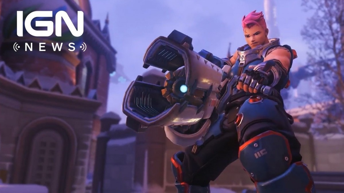 Overwatch Anniversary Event And Game Of The Year Edition Announced IGN News Artistry In Games