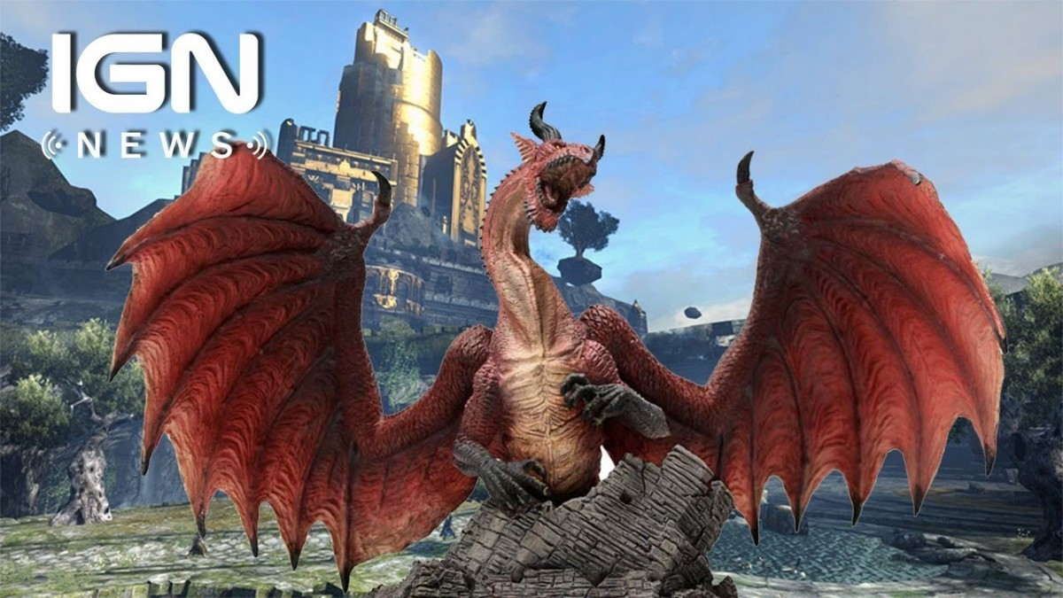 Dragons Dogma Dark Arisen Gets Ps4 Xbox One Release