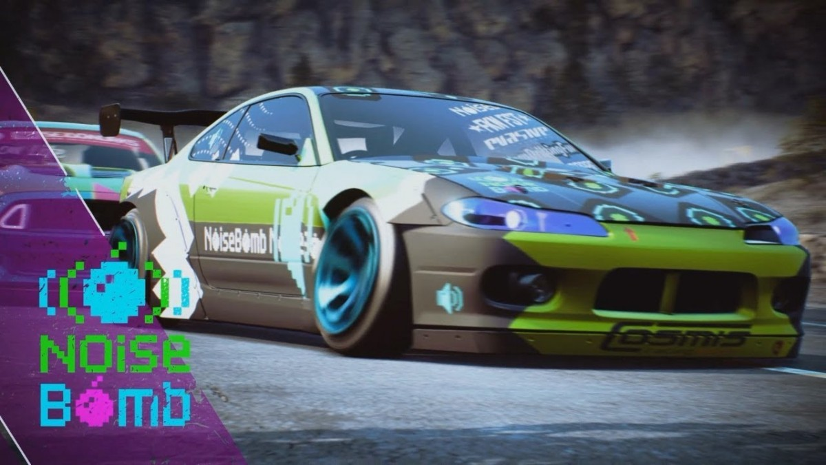 DROPPING THE NOISE BOMB Need For Speed Payback That