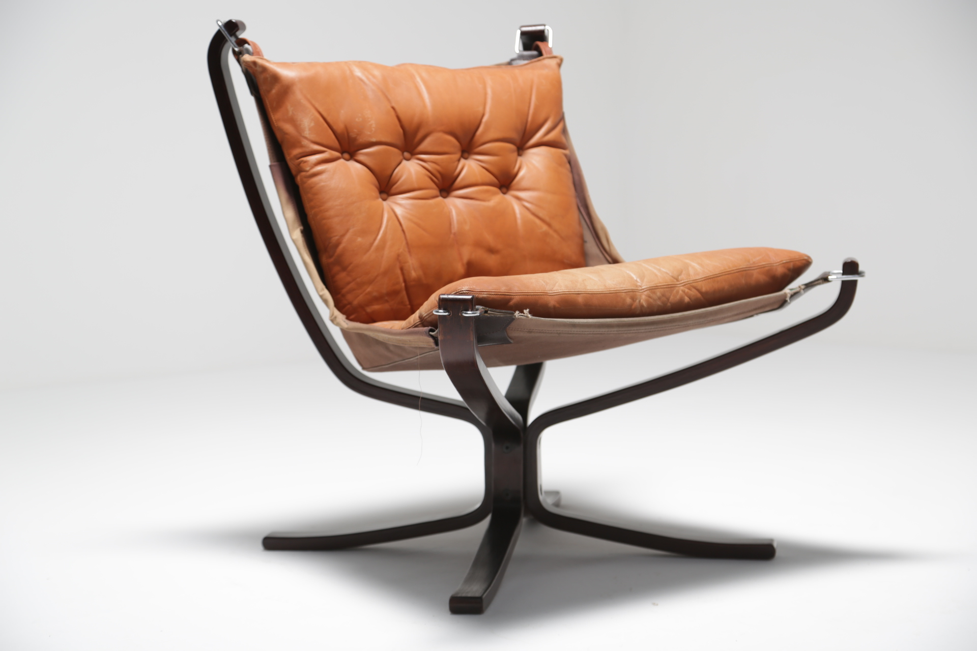 Falcon Chair Falcon Chair By Sigurd Ressell The Vintage Hub