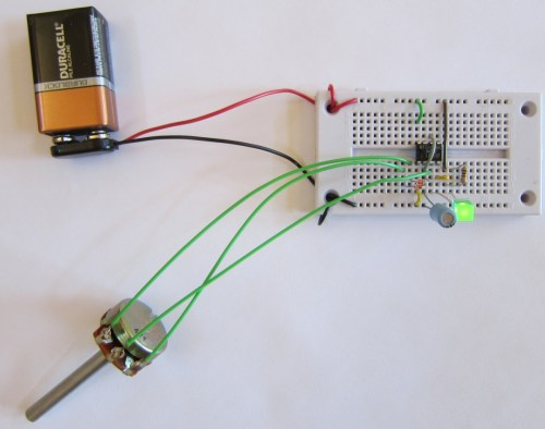 small resolution of photos of led dimmer circuit with potentiometer