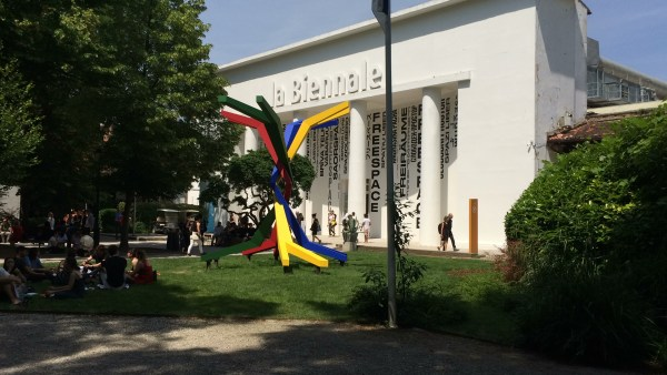 biennale, Venice, architecture