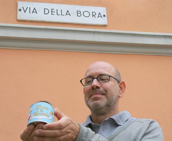 Rino Lombardi, Lombardi, Trieste, bora, bora in scatola, wind, Italy, Museo della Bora, museo
