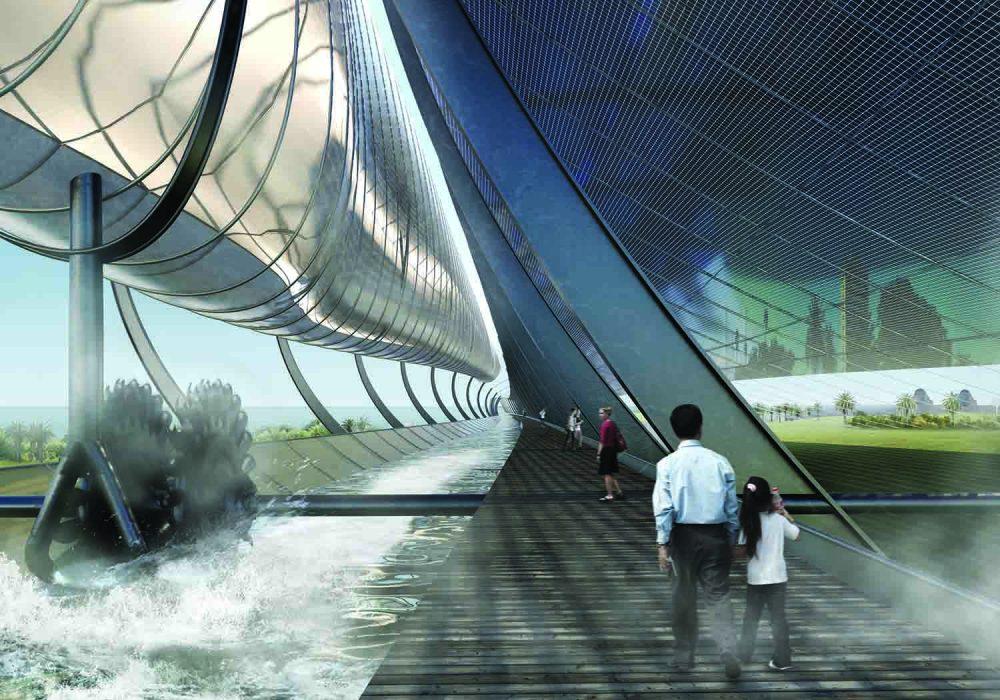 LAGI, Land Art Generator, Melbourne, solar,