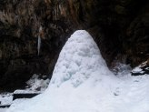 Ice Shivling, Solang Valley, Manali