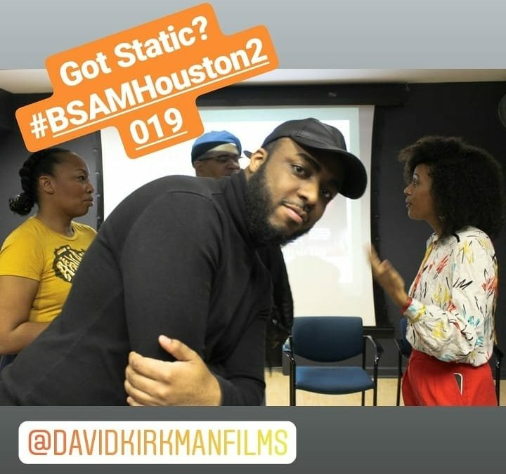 BSAM Houston 2019 Panel Discussions and Film Showing