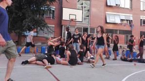 intercanvi de joves a Barcelona