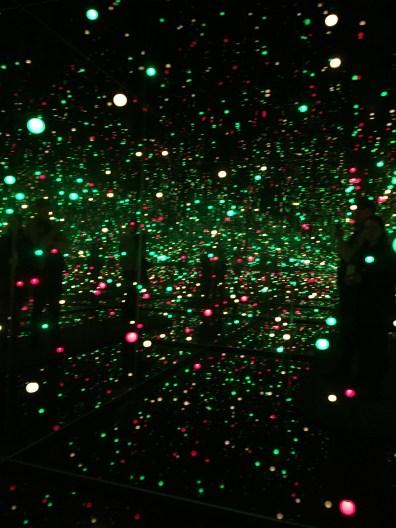 Yayo Kusama Infinity Room