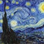 ゴッホ展へ行こう!星月夜を含めた美術館で人気作品の絵画と代表作!