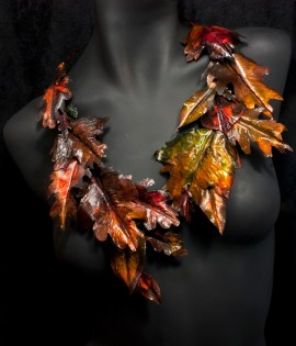 Autumn's Touch - Copper, Ink $375