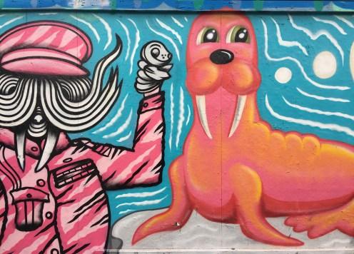 Walrus by Jennifer Korsen