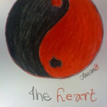 The Heart Yin Yang