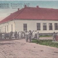 Багінсберг, Коломия