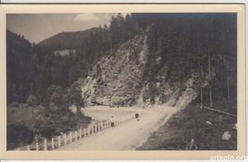 Долина Кривець в околиці Жаб'єго - Ільці (невідомий видавець)