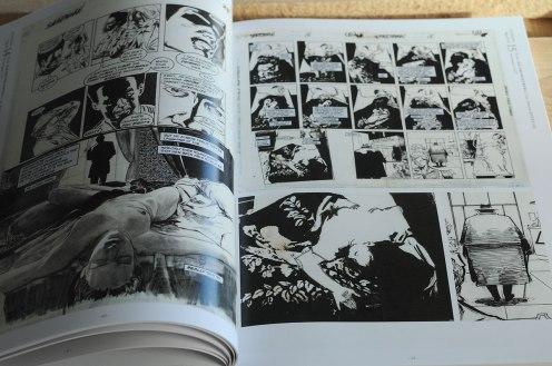 Plansze do Sandmana - Mike Dringenberg i Malcolm Jones III.