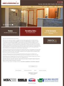Web Design - True North Construction