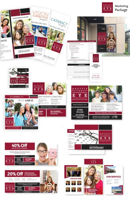 Print Ad Campaign - PNWEA 2nd Place Winner NW Marketing Awards