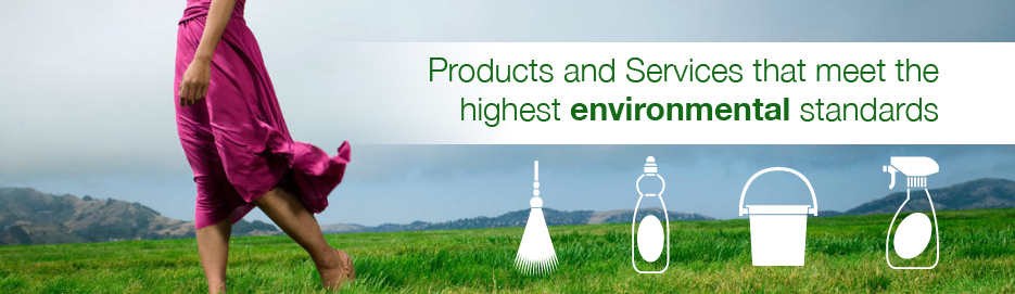 Web Banner - Ultra Janitor Supply (Eco-friendly)