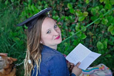 Photography Graduation Portrait