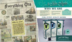 Print - DG Magazine Spread Ad