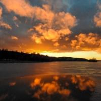 March Sunset / Maaliskuun auringonlasku / 1