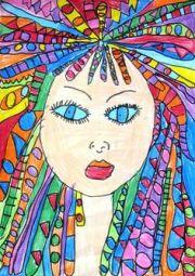 art camp artlady