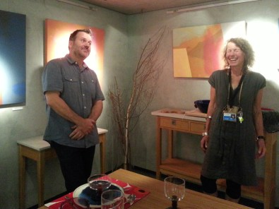 Peter Sutton chats with Alison McTaggart