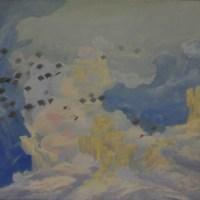 En Pleine Mer... Zarh Pritchard's Underwater Paintings