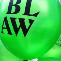 BLAW 2016 - Blaw balloons