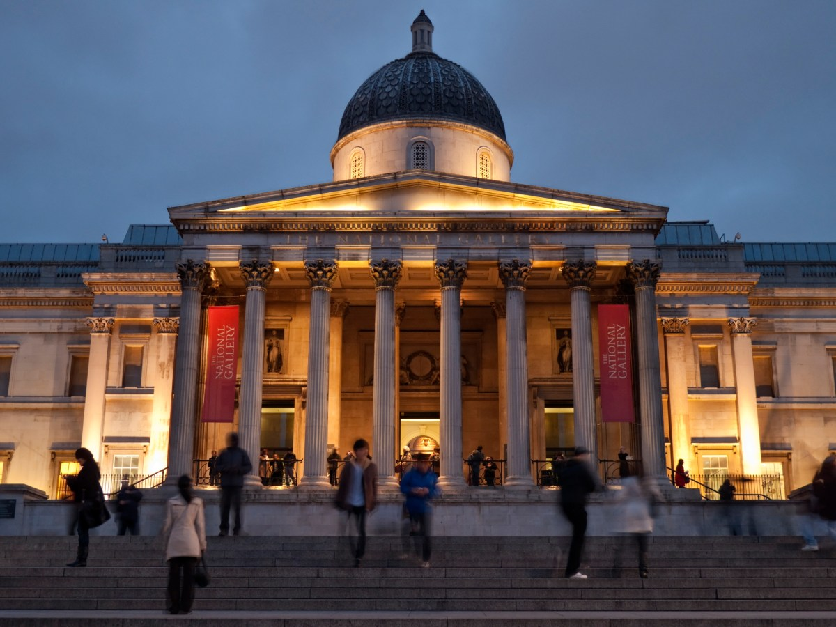 National Gallery London Logo