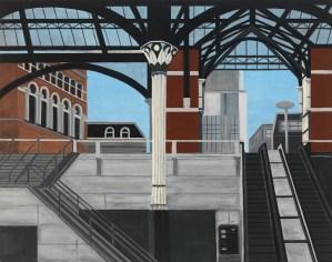 "Debra Jayne ""Liverpool Street Station"""