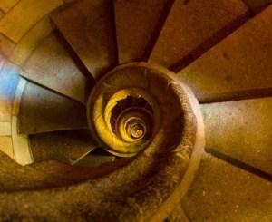 """Hiroko Shikashio """"360 Steps Down"""""""