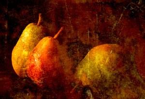 "Harold Naideau ""Pears"""