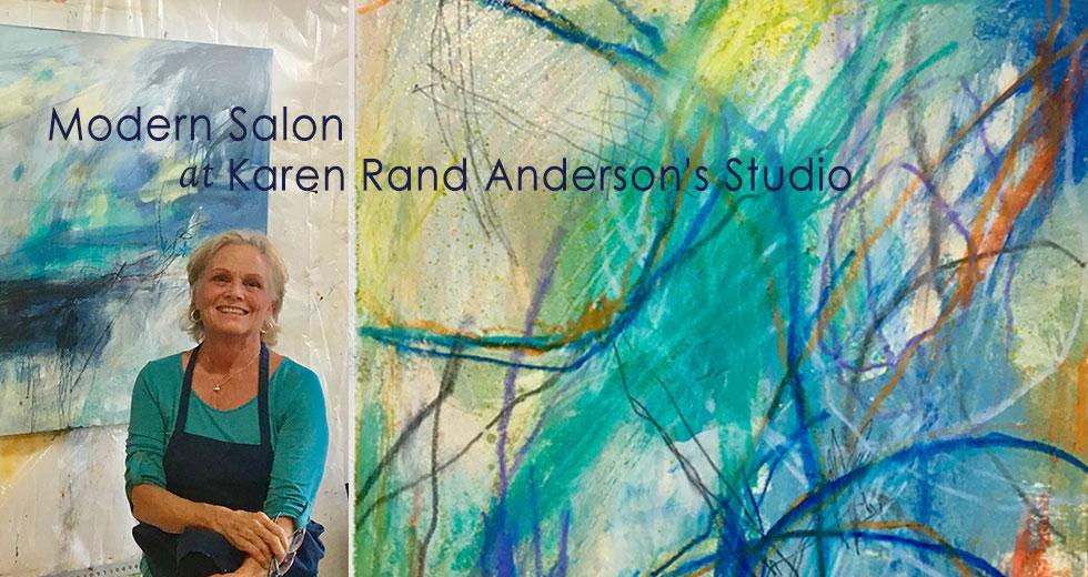 Karen Rand Anderson Modern Salon for ALRI members