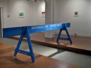 "Colin Bliss ""Invisible Line'"