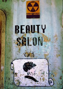 "George Schaub ""Fallout Shelter Beauty Salon"""