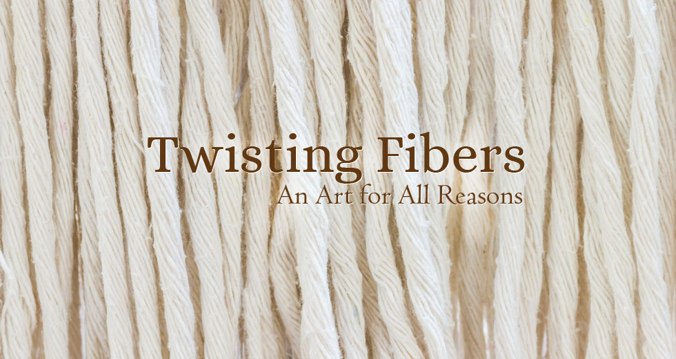 Twisting Fibers Call for Entry