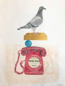 "Susan Rollins ""Dernier Oiseau"""