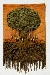 "Elzbieta Bittner ""Sausage Tree"""