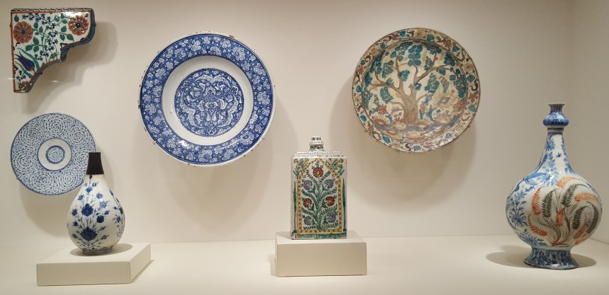 112th, 13th, and 14th C, Turkey and 16th and 17th C, Iran