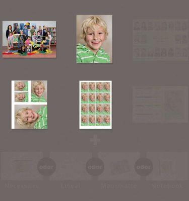 Kindergarten Spar Sets  ArtLine Fotografie AG