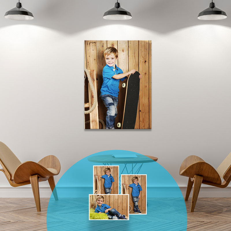 Leinwandbild Spar Set  ArtLine Fotografie AG  Fotostudio