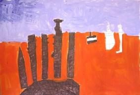 Calton Hill - Guiseppe Zappa