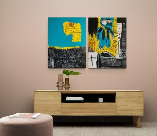 Das Kunstwerk Ava von Tim Grieshaber Kunst online kaufen