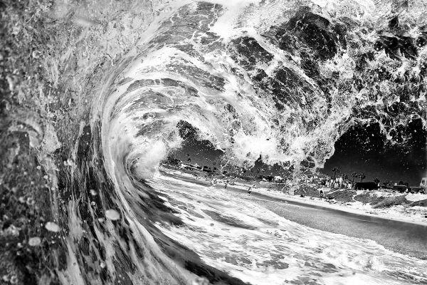 Crashing Cascade - Fine Art Photography