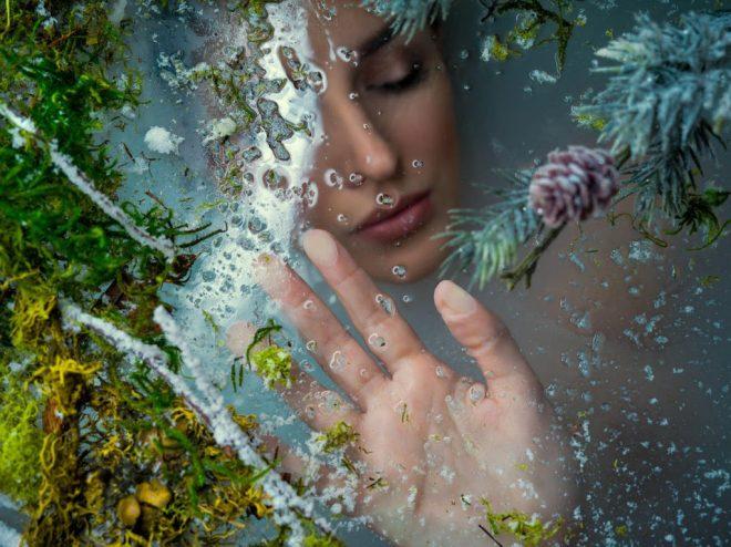 Frozen Beauty by Zim Killgore