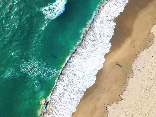 Fine Art Aerial Photography of Redondo Beach