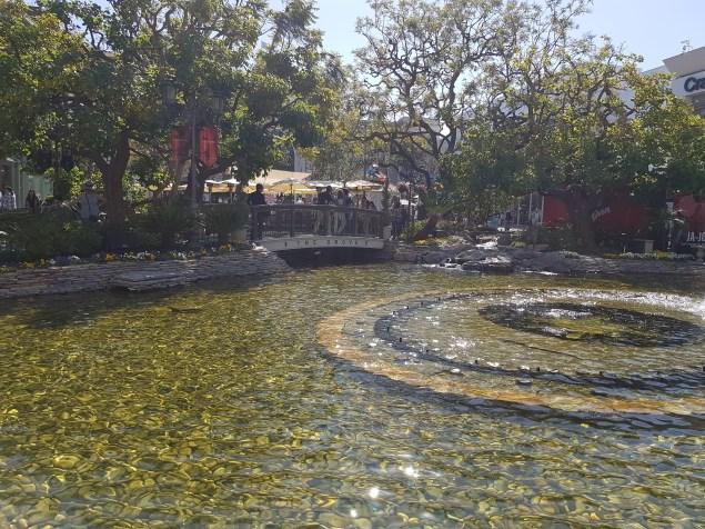 The Grove Fountain